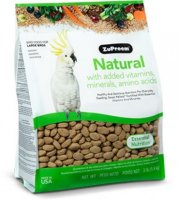 ZuPreem - Natural Diet Medium & Large 1,36 kg