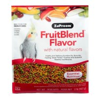 ZuPreem FruitBlend Medium 1kg